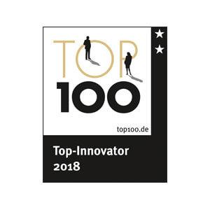 STARFACE Auszeichnungen Top100 Top innovator 2018