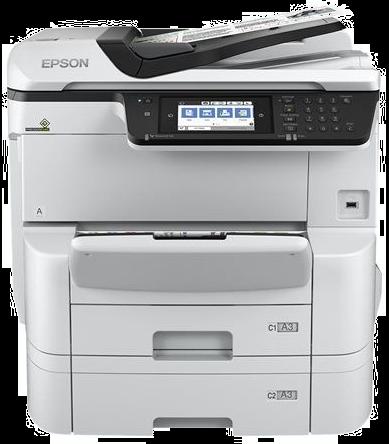 Epson Workforce Pro WF-C8690DTWF