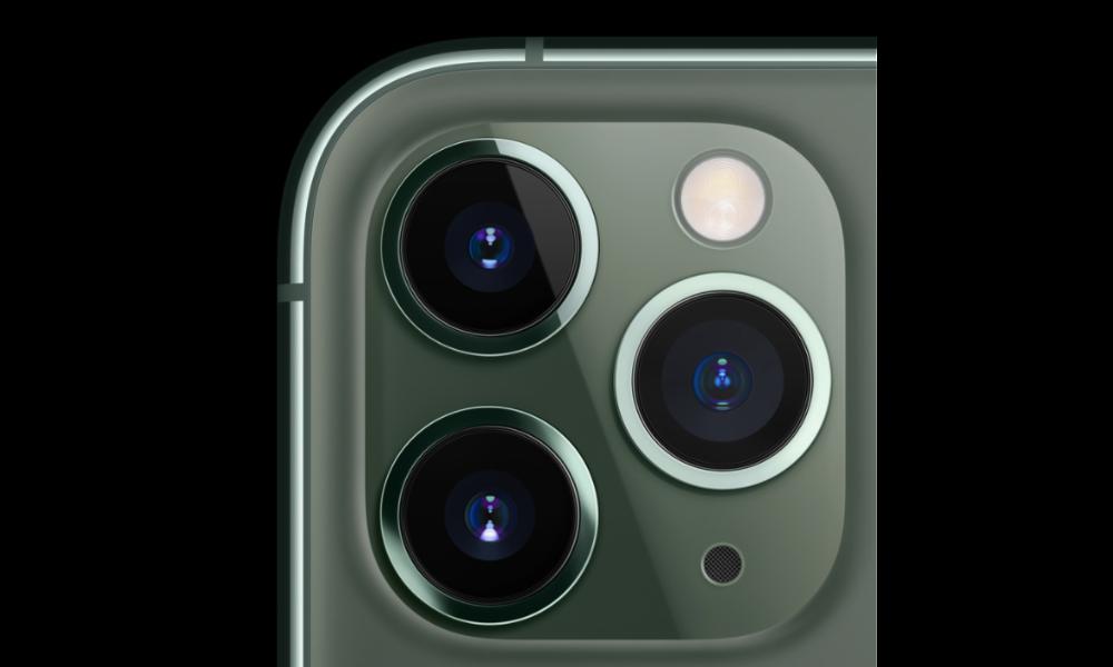 Drei Kamera system