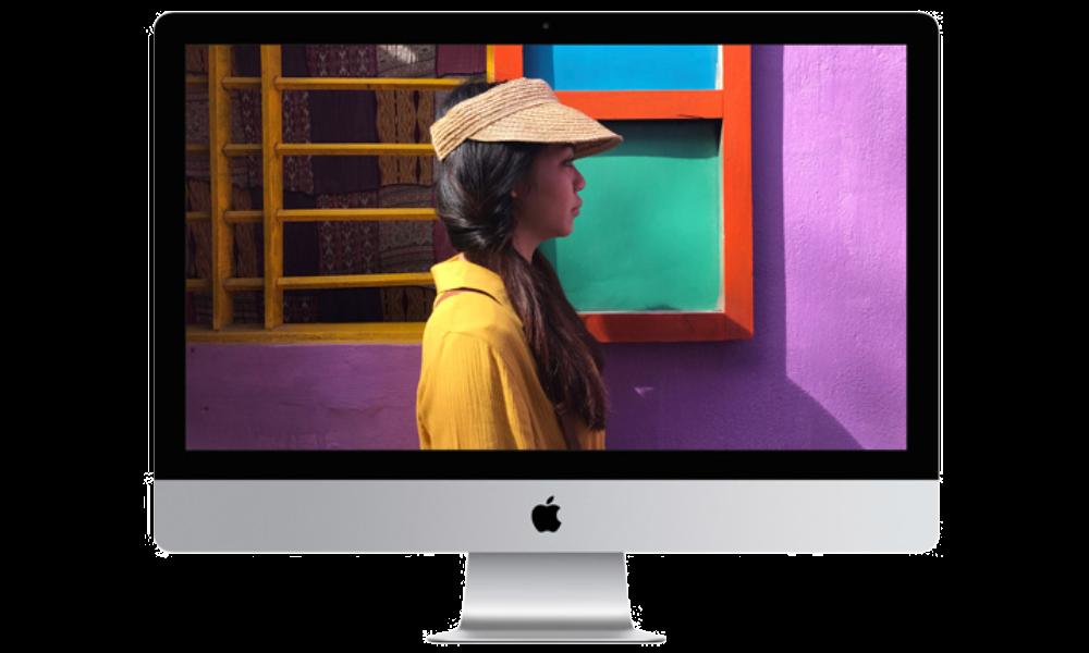 iMac 27 Übersicht