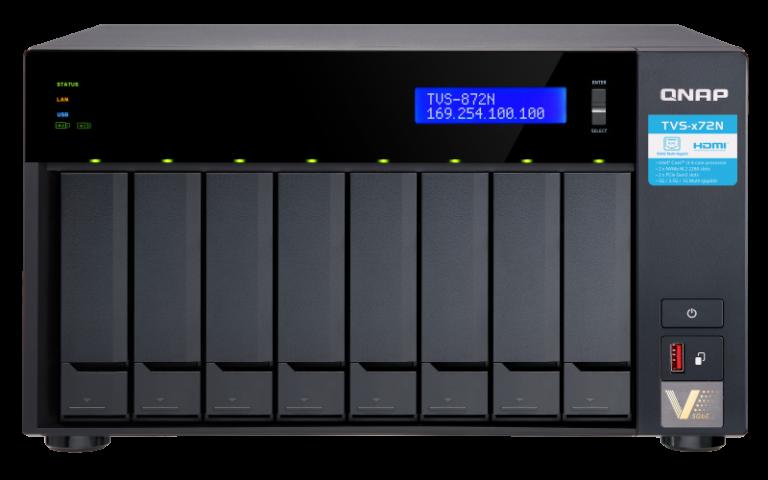 TVS-872N-front