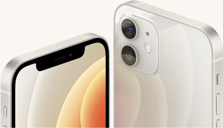 iPhone 12 white